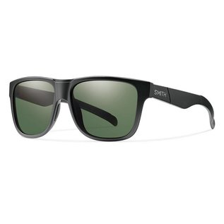 Smith Optics Smith - LOWDOWN XL - Matte Black w/ CP Polar Grey Green