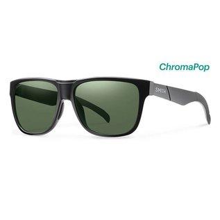 Smith Optics Smith - LOWDOWN - Matte Black w/ CP Polar Grey Green