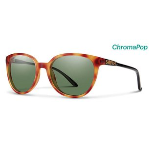Smith Optics Smith - CHEETAH - Honey Tortoise w/ CP Polar Grey Green