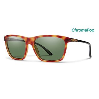 Smith Optics Smith - DELANO - Honey Tortoise w/ CP Polar Grey Green
