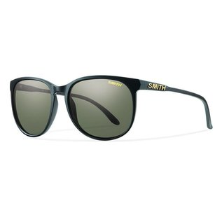 Smith Optics Smith - MT. SHASTA - Matte Black w/ Polar Grey Green