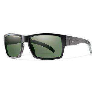 Smith Optics Smith - OUTLIER XL - Matte Black w/ Polar Grey Green