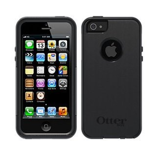 OtterBox OtterBox - iPhone 5C COMMUTER CASE - Black