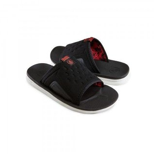 Volcom Volcom - DRAFT SLIDE Mens Sandal - Blk/Red -
