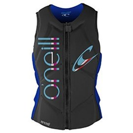Oneill O'neill - Wmns SLASHER Comp Vest (Reversable) - Gra/Blu -