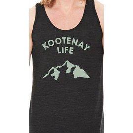 Kootenay Life Kootenay Life - ADVENTURE TANK Blk -
