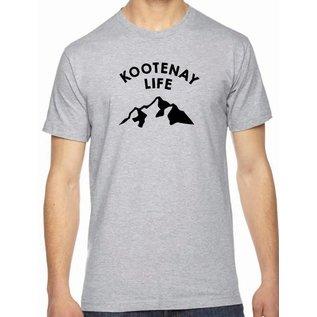 Kootenay Life Kootenay Life - ADVENTURE Tee - Gry -