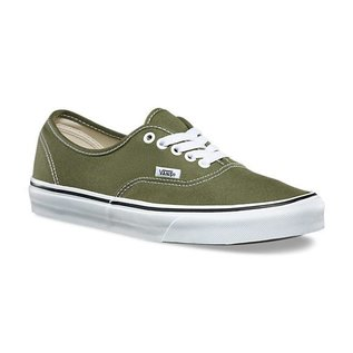 Vans Vans - AUTHENTIC - Winter Moss/Wht -