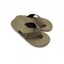 Volcom Volcom - LOUNGER Mens Sandal - Khaki -