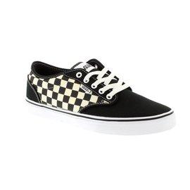Vans Vans - ATWOOD - (Checkers) Blk/Natural -