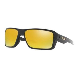 Oakley Oakley - DOUBLE EDGE - Polished Black w/ 24k Iridium