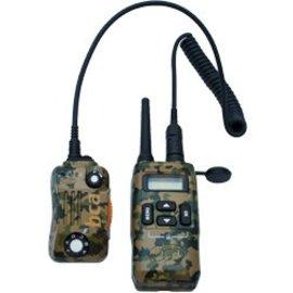 BCA - BC LINK RADIO w/ REMOTE - Camo