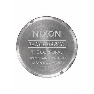 Nixon Nixon - CORPORAL SS - Blue Sunray