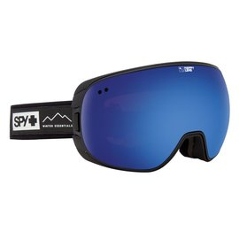 SPY Spy - DOOM - Essential Black w/ Happy Dark Blue Spectre + Bonus Lens