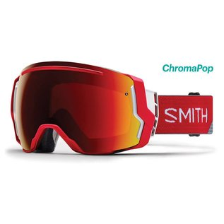 Smith Optics Smith - I/O7 - Fire Split w/ CP Sun Red + Bosus CP Lens