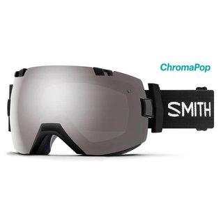 Smith Optics Smith - I/OX - Black w/ CP Sun Platinum Mirror + Bonus CP Lens