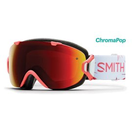 Smith Optics Smith - I/OS - Sunburst Zen w/ CP Sun Red Mirror - Bonus CP Lens