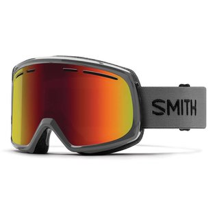 Smith Optics Smith - RANGE - Charcoal w/ Red Sol-X Mirror