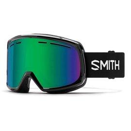 Smith Optics Smith - RANGE - Black w/ Green Sol-X Mirror