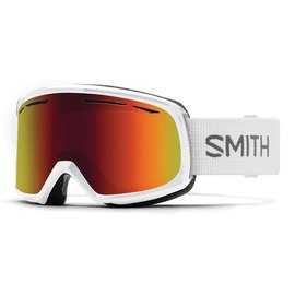 Smith Optics Smith - DRIFT (Asian Fit) - White w/ Red Sol-X Mirror