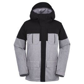 Volcom Volcom - ALTERNATE Ins. Mens JKT - Heather Grey -