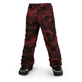 Volcom Volcom - EXPLORER INSULATED PNT - RED CAMO - -
