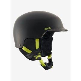 Anon Anon - BLITZ Helmet - Cracked Black -