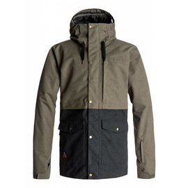 Quiksilver QuikSilver - HORIZON Jkt - Grape Leaf - L