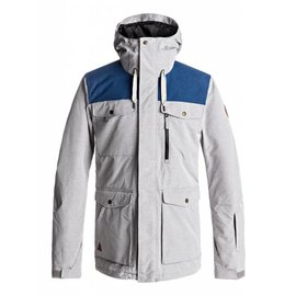 Quiksilver QuikSilver - RAFT Jkt - Grey Heather - M