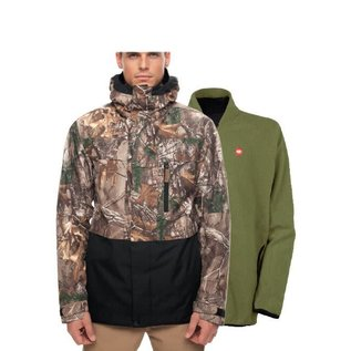 686 686 - M's SMARTY FORM Jkt - REALTREE Camo -