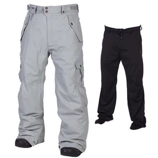 686 686 - M's SMARTY CARGO PANT - Gry -