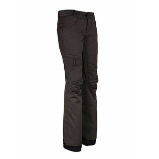 686 686 - W's PATRON INSULATED PANT SHORT - Blk Denim -