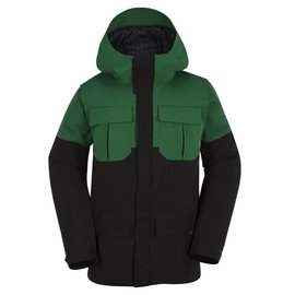 Volcom Volcom - ALTERNATE Ins. Mens JKT - Snow Forest -