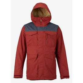Burton Burton - Mens COVERT SHELL Jkt - Brk/Denim -