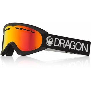 Dragon Dragon - DX - Black w/ Lumalens Red Ion