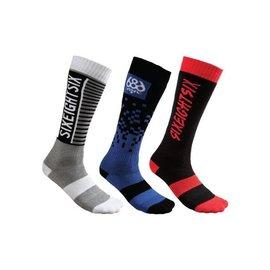 686 686 - KNOCKOUT Socks (3 Pk)
