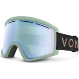 Von Zipper VZ - CLEAVER - MINT w/GRN + Bonus Lens - YLW