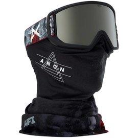 Anon Anon - RELAPSE - Red Planet w/Silver mirror + Bonus Lens Amber + Facemask