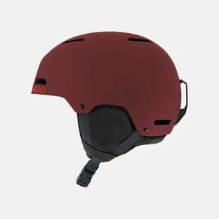 Giro - LEDGE Helmet - Matte Maroon -