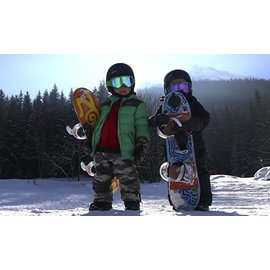 Syndicate SNOWBOARD Rental Pkg - JUNIOR - (IN- STORE ONLY)
