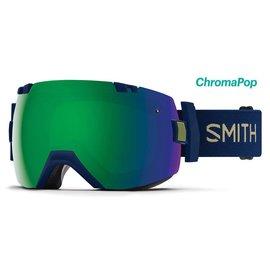 Smith Optics Smith - I/OX - Navy Camo Split w/ CP Sun Green Mirror + Bonus CP Lens