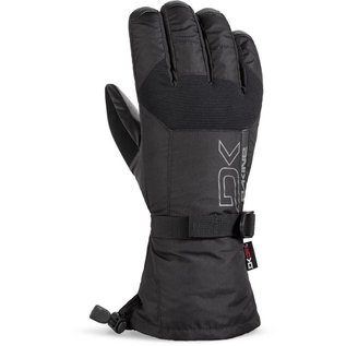 Dakine Dakine - LEATHER SCOUT Glove - Blk -