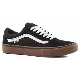 Vans - OLD SKOOL PRO - Blk/Wht/Gum -