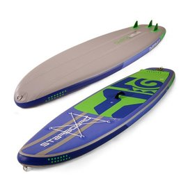 "StarBoard StarBoard - WIDE POINT iSUP Pkg (2018) - 10'5"" Zen"