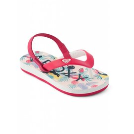 Roxy Roxy Girl - TW TAHITI VI Yth Sandal - Red -