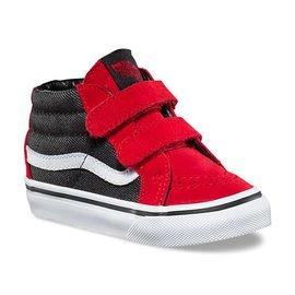 Vans Vans - Yth SK8 MID Reissue Velcro - RED -