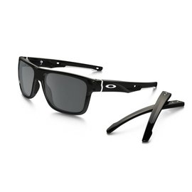 Oakley Oakley - CROSSRANGE - Polished Black w/ Black Iridium
