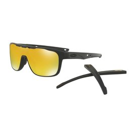 Oakley Oakley - CROSSRANGE SHIELD - Matte Black w/ 24K Iridium