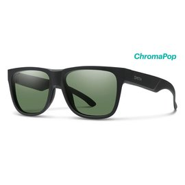 Smith Optics Smith - LOWDOWN 2 - Matte Black w/ CP POLAR Grey Green