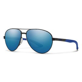 Smith Optics Smith - SALUTE - Matte Black w/ Blue Mirror